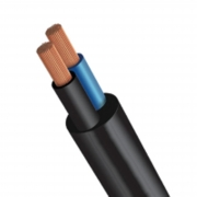 Cabo Flexível PP 2x2,5mm 550v 10m Preto