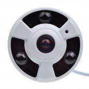 Câmera 360° Panorâmica AHD