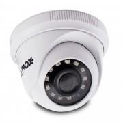Câmera Infravermelho Dome 4x1 AHD CVI TVI Citrox CX-2921D