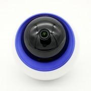Câmera Segurança Robô IP Wifi C/ Microfone Sensor Movimento