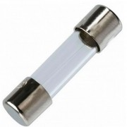 Fusível Vidro Pequeno 5x20 10A C/ 10 Unidades