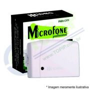 Microfone para CFTV IPEC