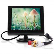 """Monitor 4.3"""" Polegadas LCD Colorido AV RCA"""