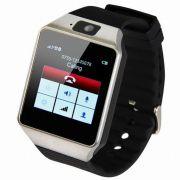 Relógio Smartwatch DZ09 C/ Bluetooth e GSM