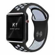Relógio Smartwatch K1 C/ Bluetooth e GSM
