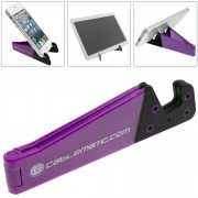 Suporte de Celular Smartphone de Mesa Universal Horizontal e Vertical