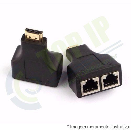 Adaptador HDMI x RJ45