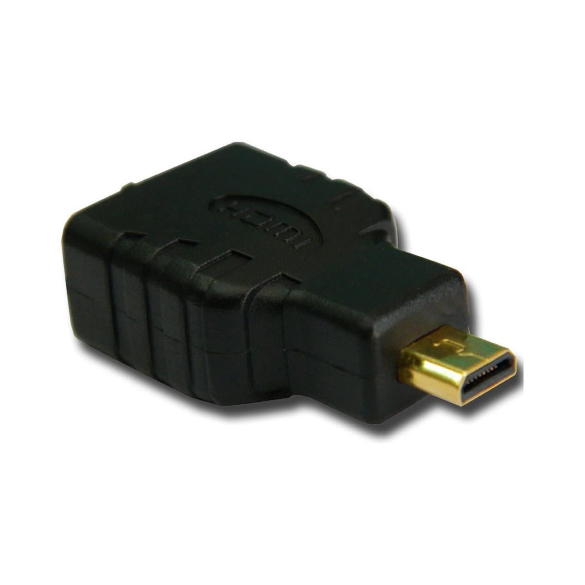 Adaptador Micro HDMI Macho X HDMI Fêmea