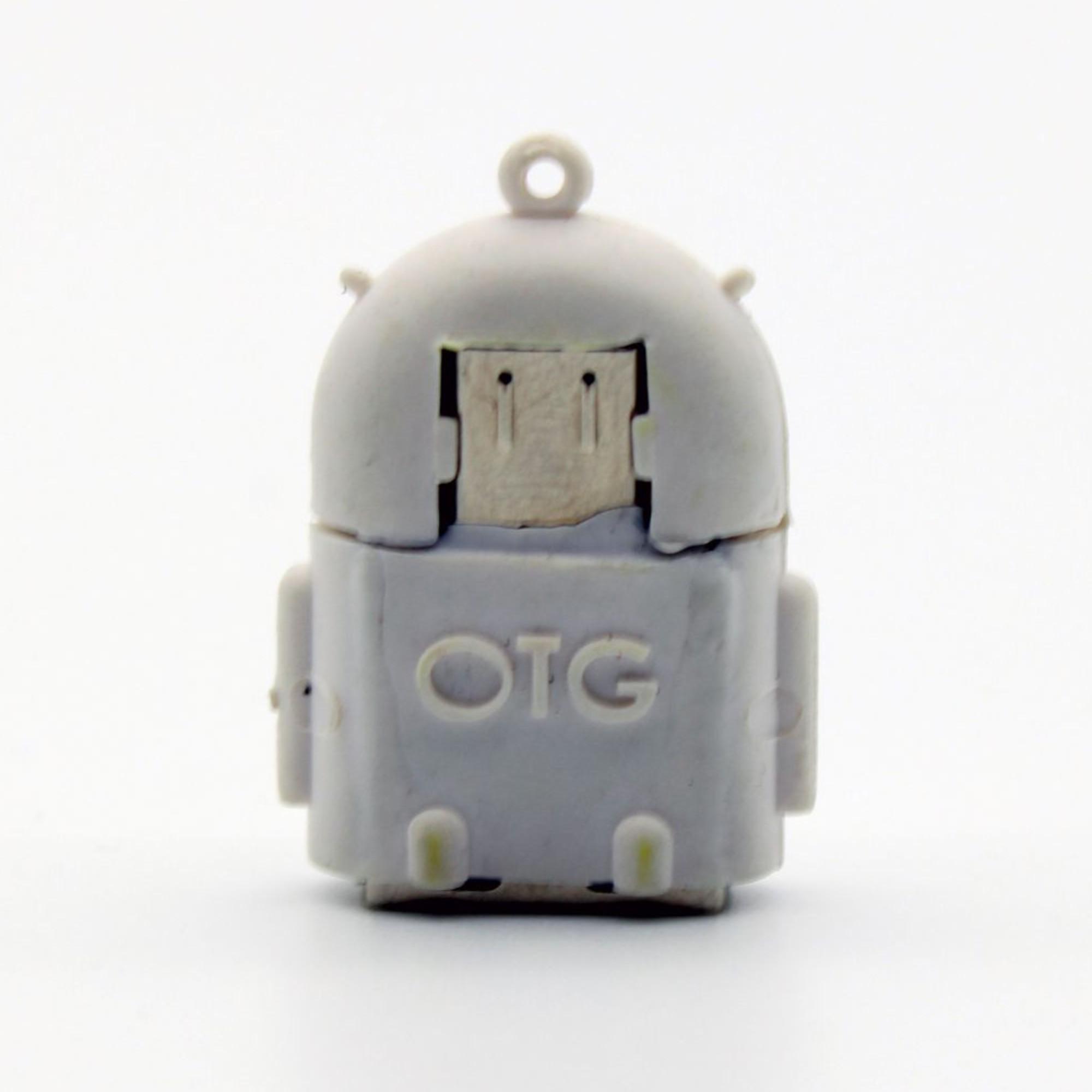 Adaptador Otg Usb Para Usb V8