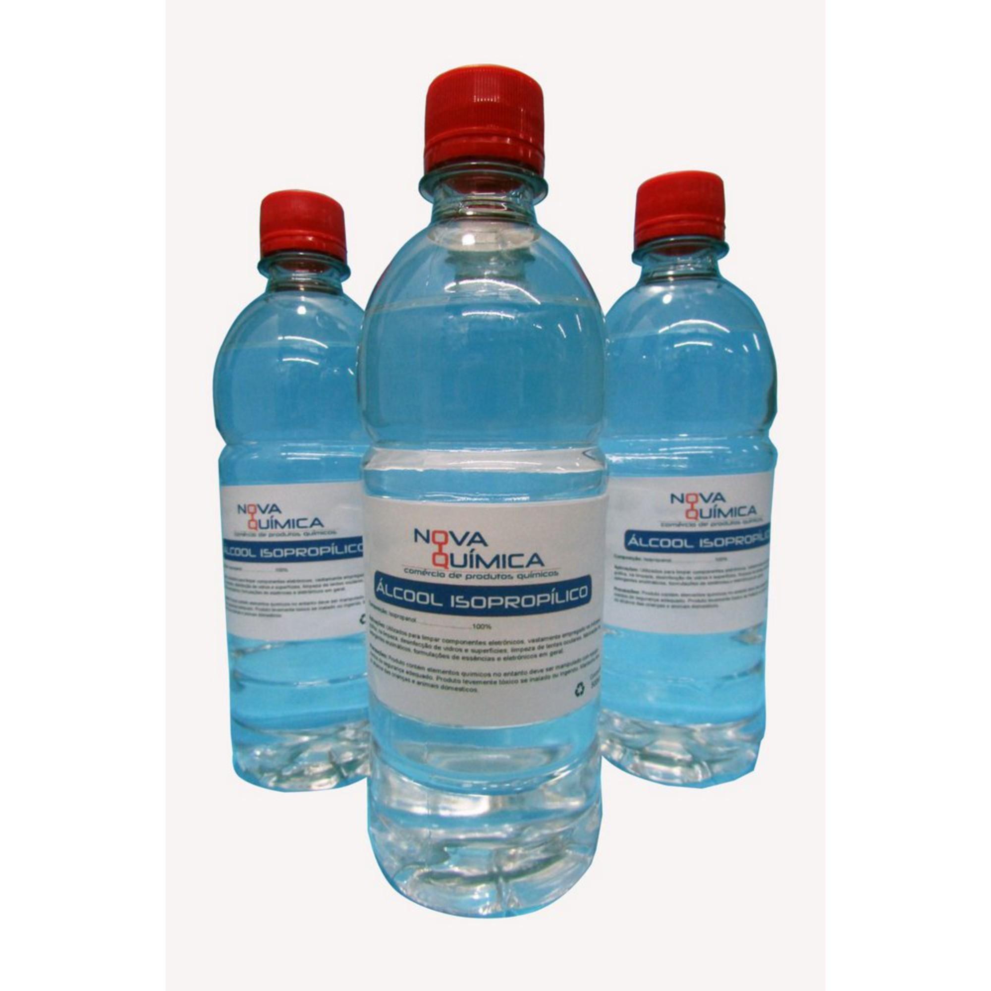 Álcool Isopropílico 99,8% 500ml