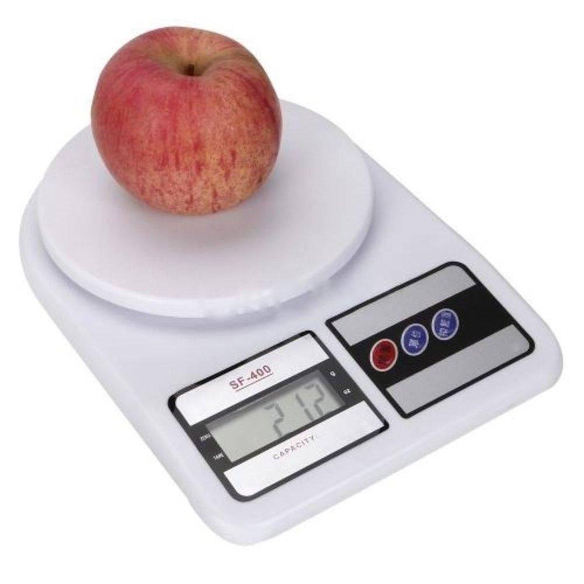 Balança Digital Eletrônica Alta Precisão 5kg