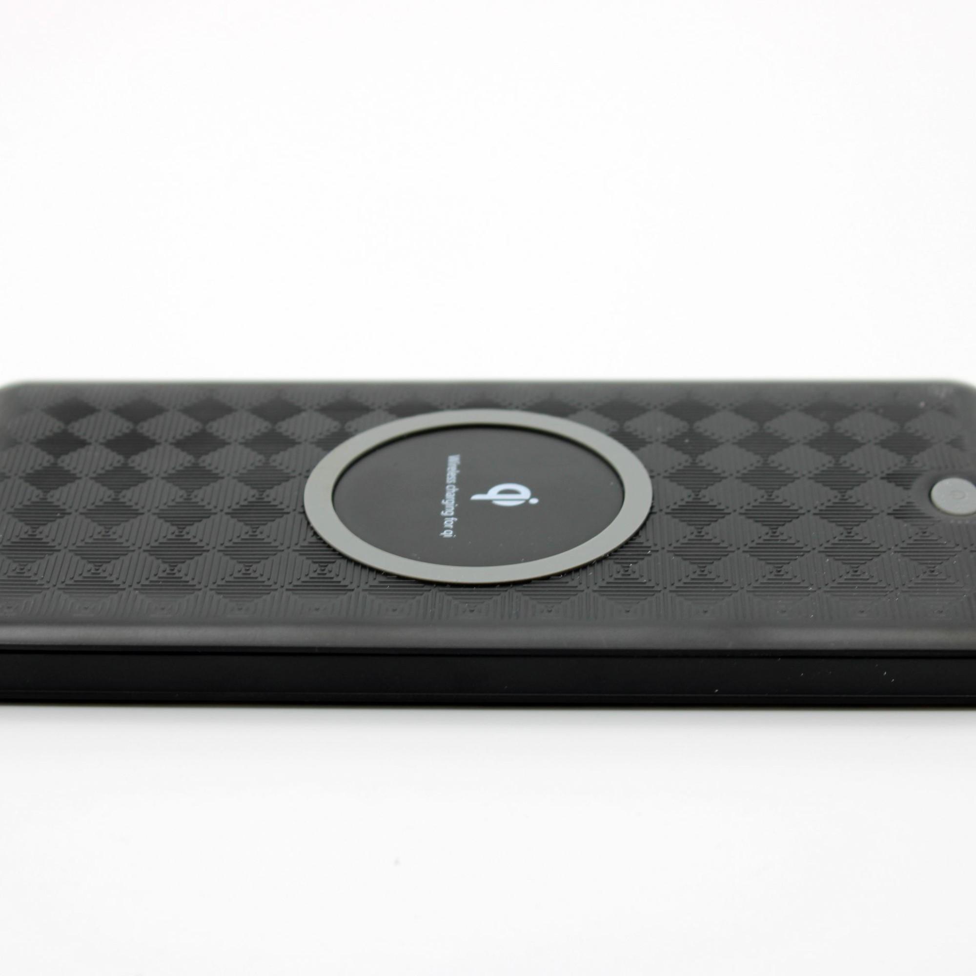Bateria Extra Power Bank Qi Wireless 10000mah Indução
