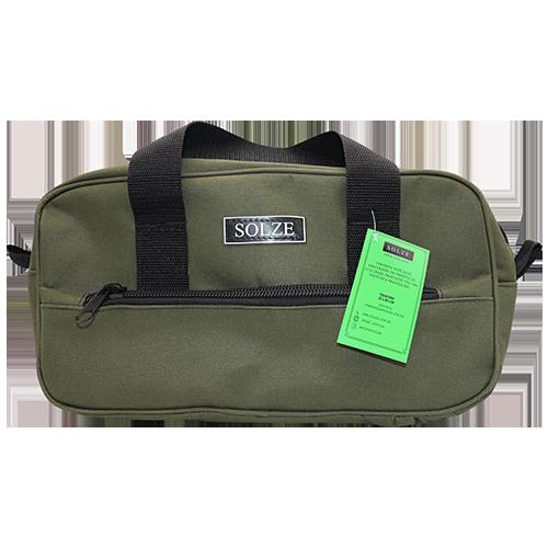 Bolsa Pequena Para Ferramentas Reforçada C/ Bolso e Alça