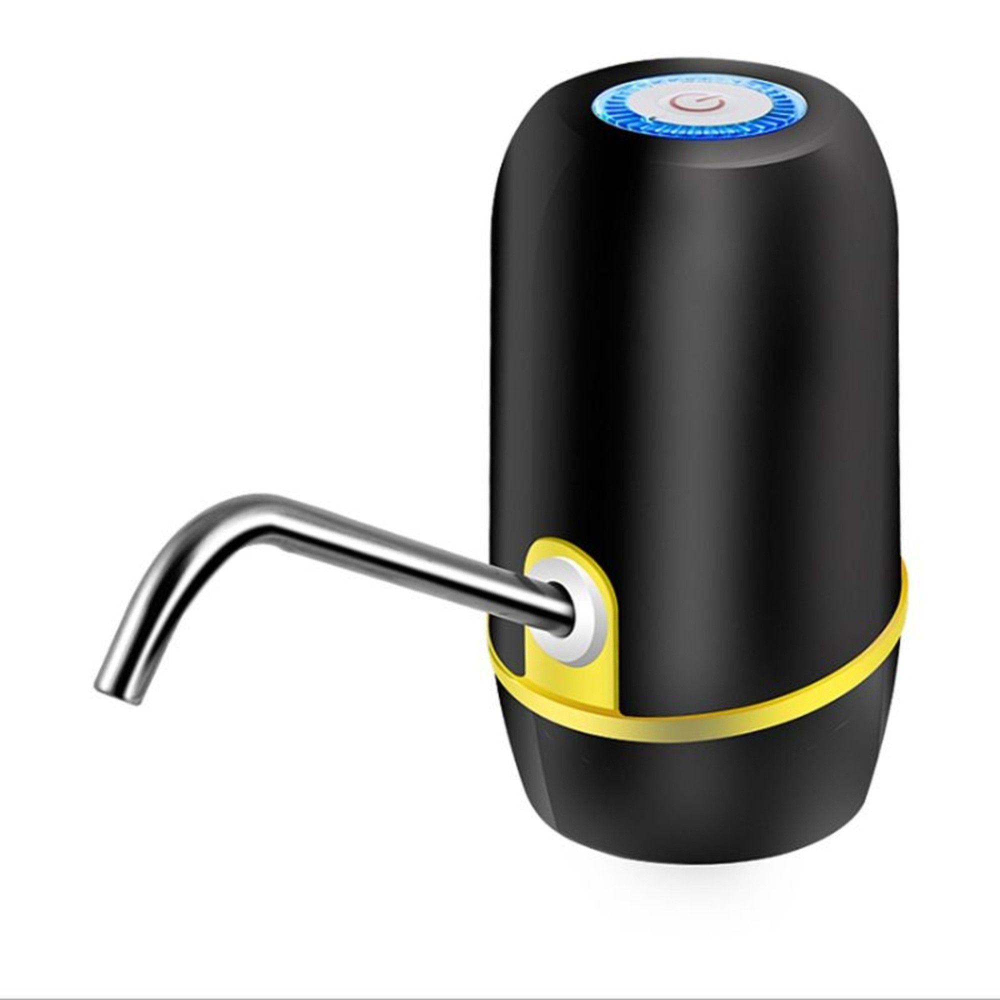 Bomba Elétrica P/ Galão Água Automática Recarregável