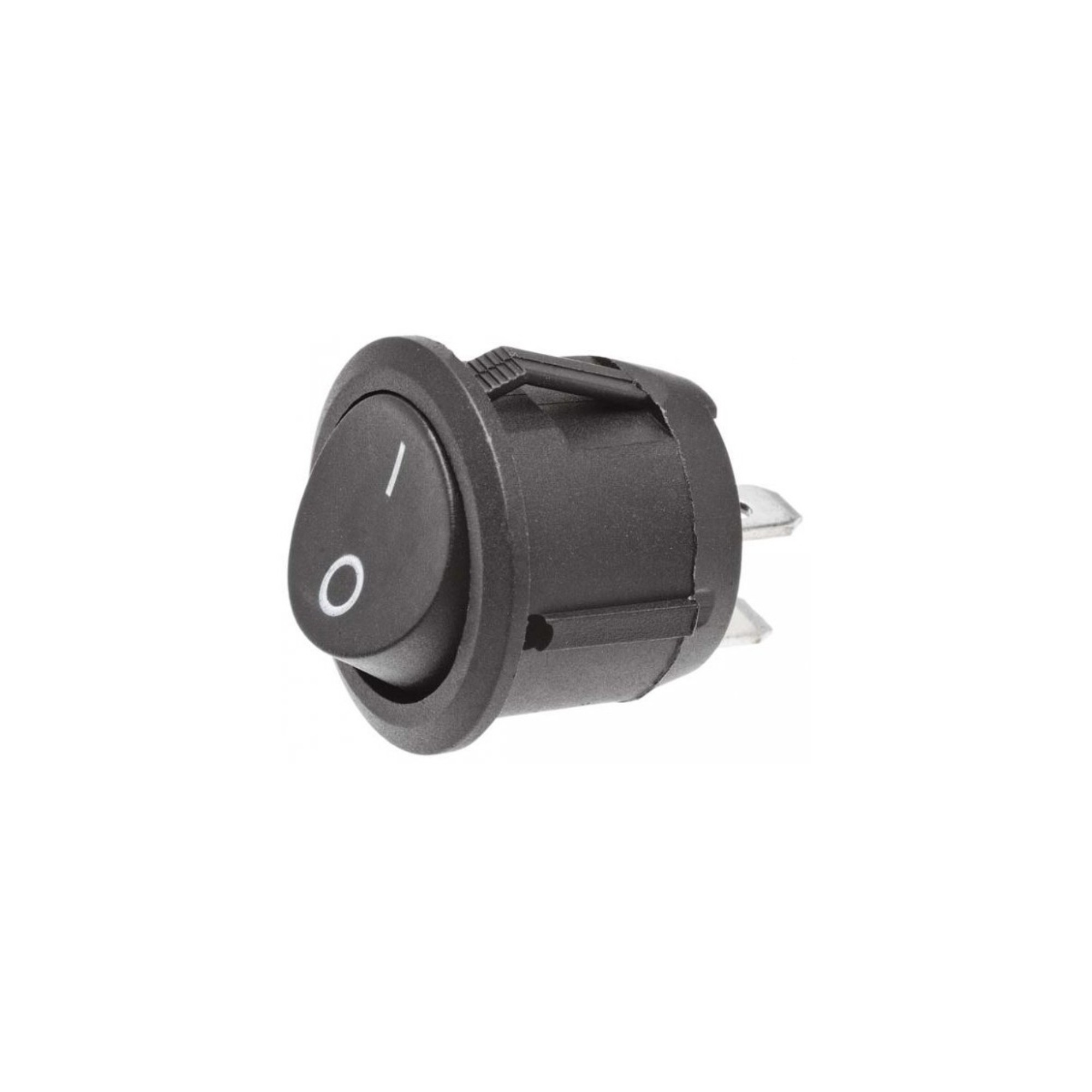 Botão Chave Gangorra Mini Interruptor Liga Desliga On Off
