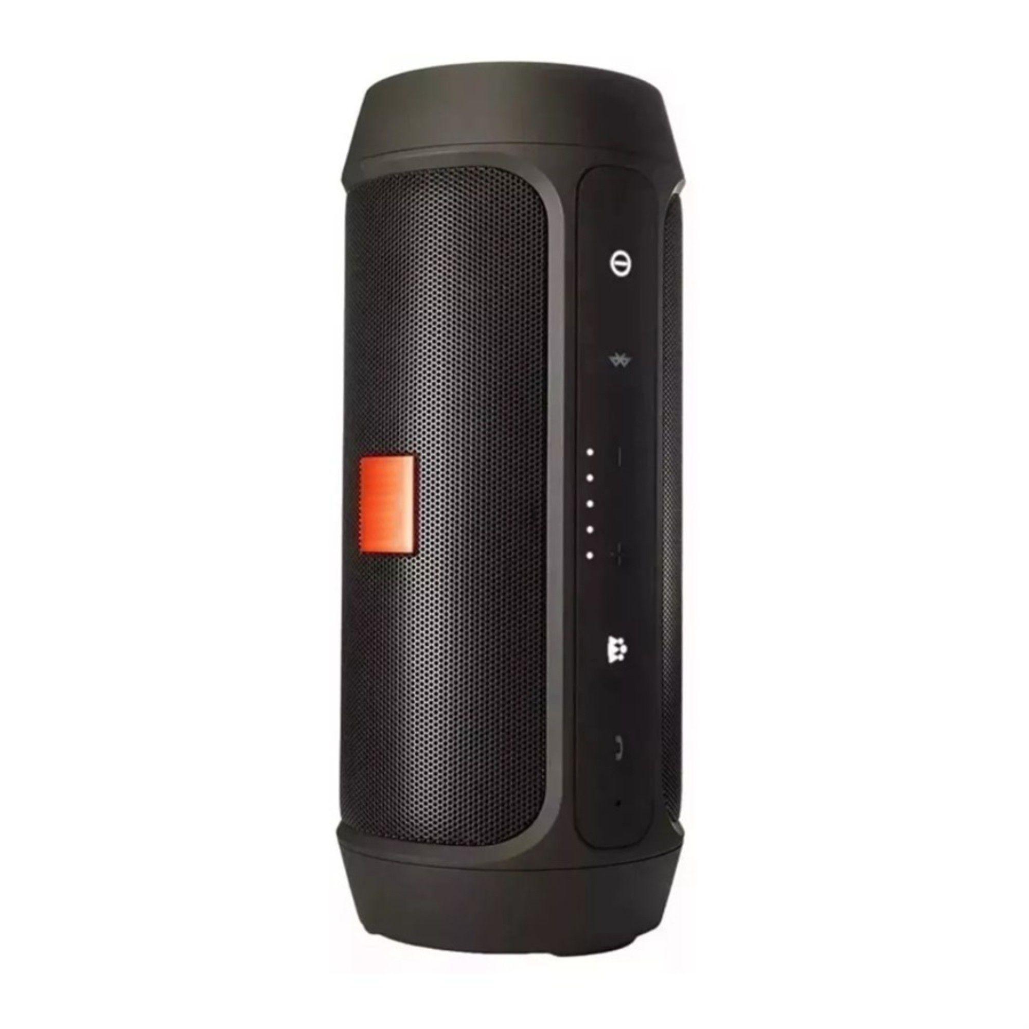 Caixa De Som F+2 C/ Bateria 12 Horas Resistente a Agua