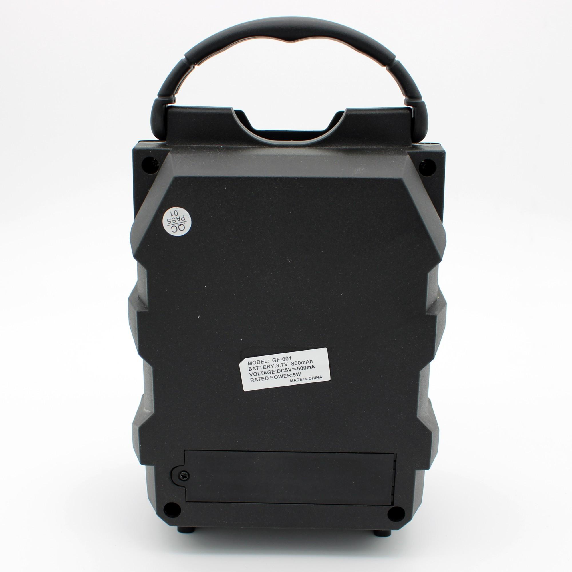Caixa de Som Portátil C/ Bluetooth