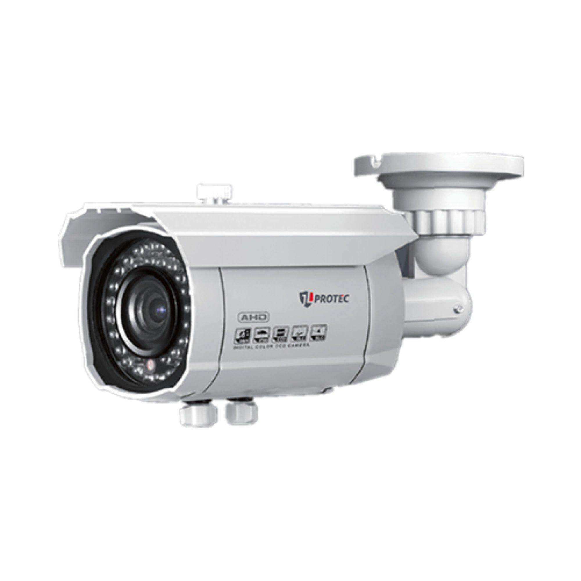 Câmera AHD Canhão JL Varifocal 2,8 A 12mm