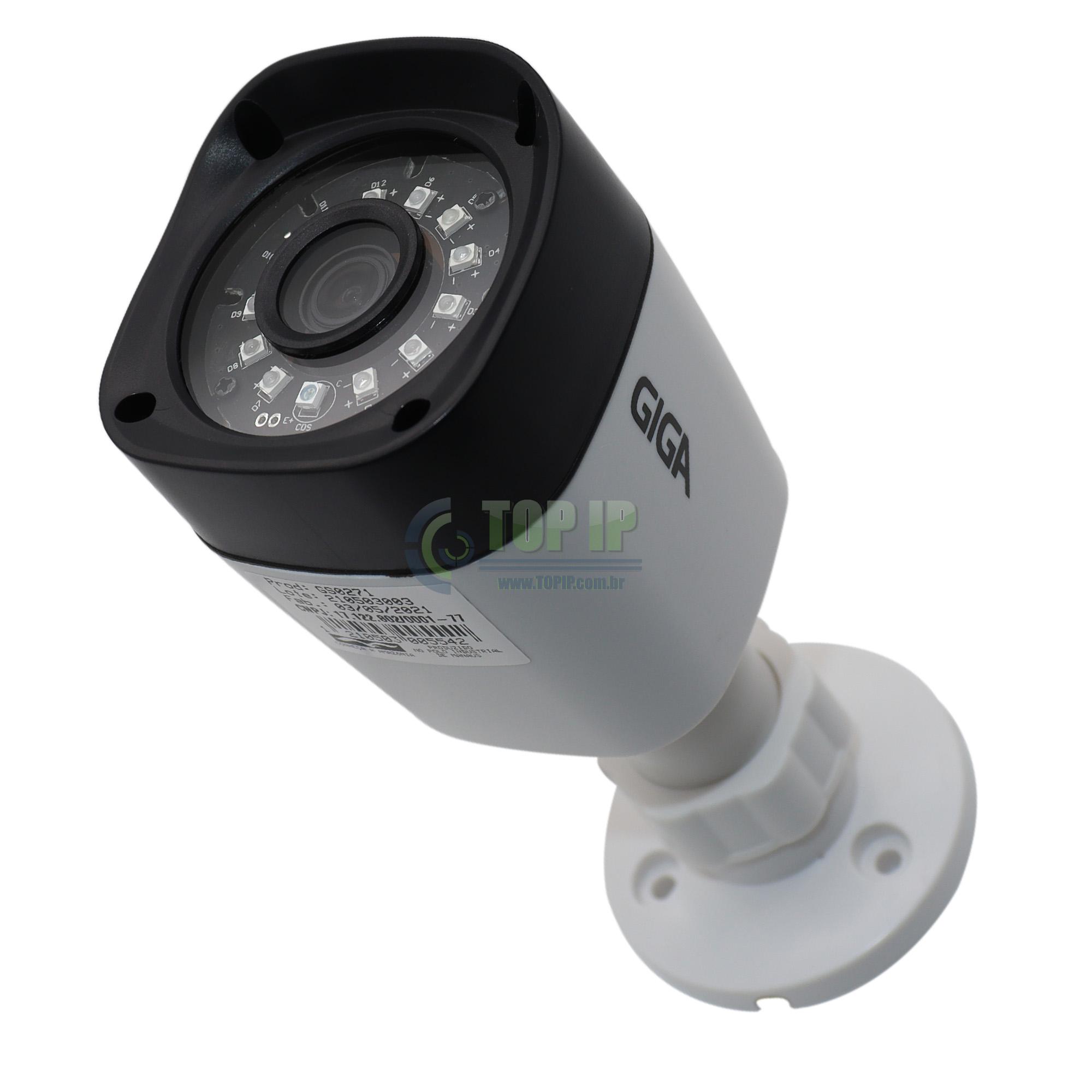 Câmera Bullet Orion 1080p 3,2mm GS0271 Giga Security