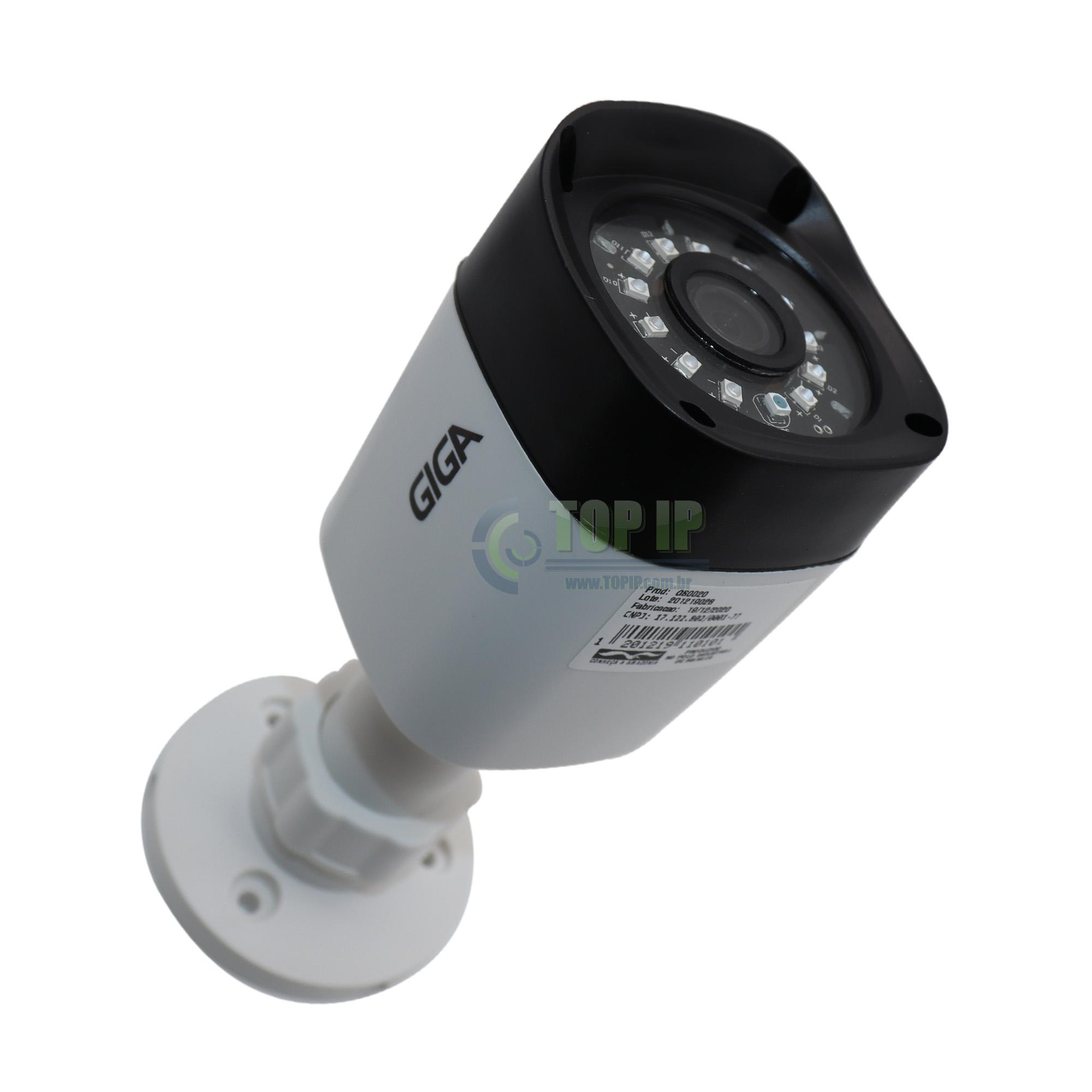 Câmera Bullet Orion 720p 2,6mm GS0020 Giga Security