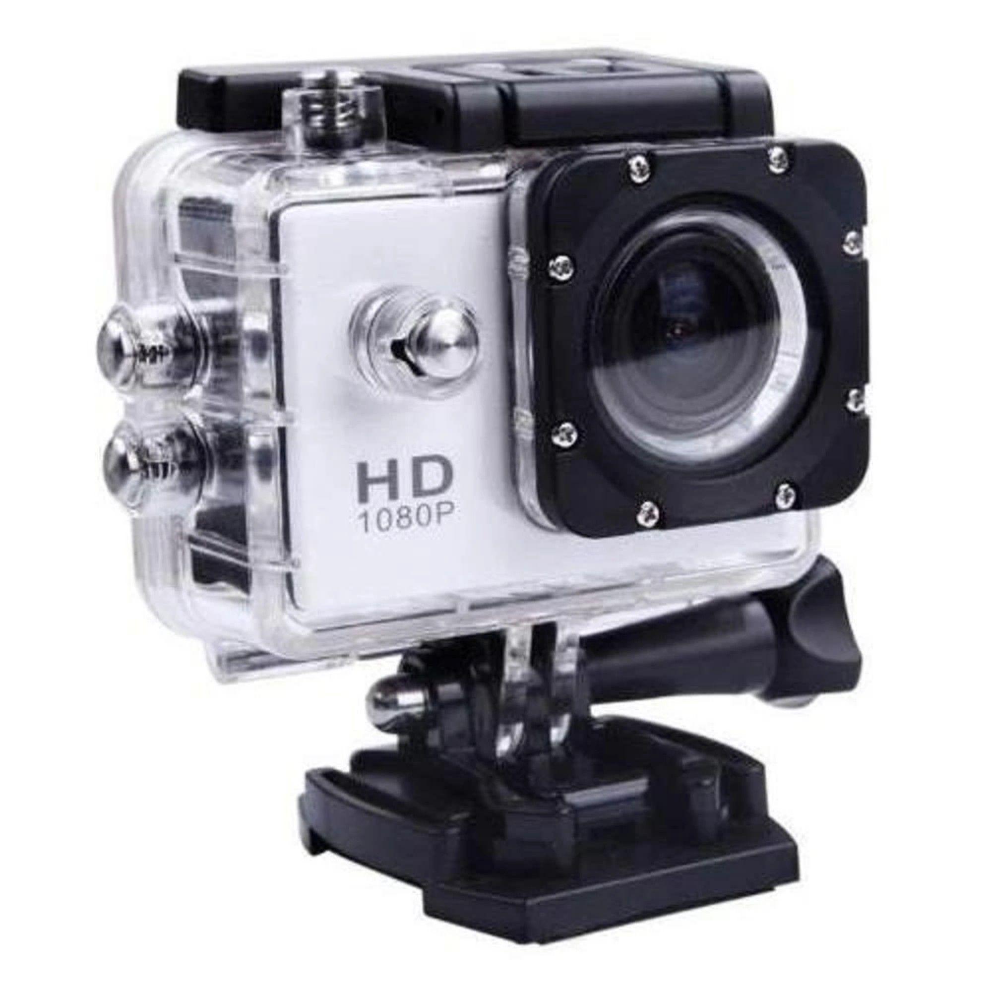 Câmera E Filmadora Esportes Full HD 720p