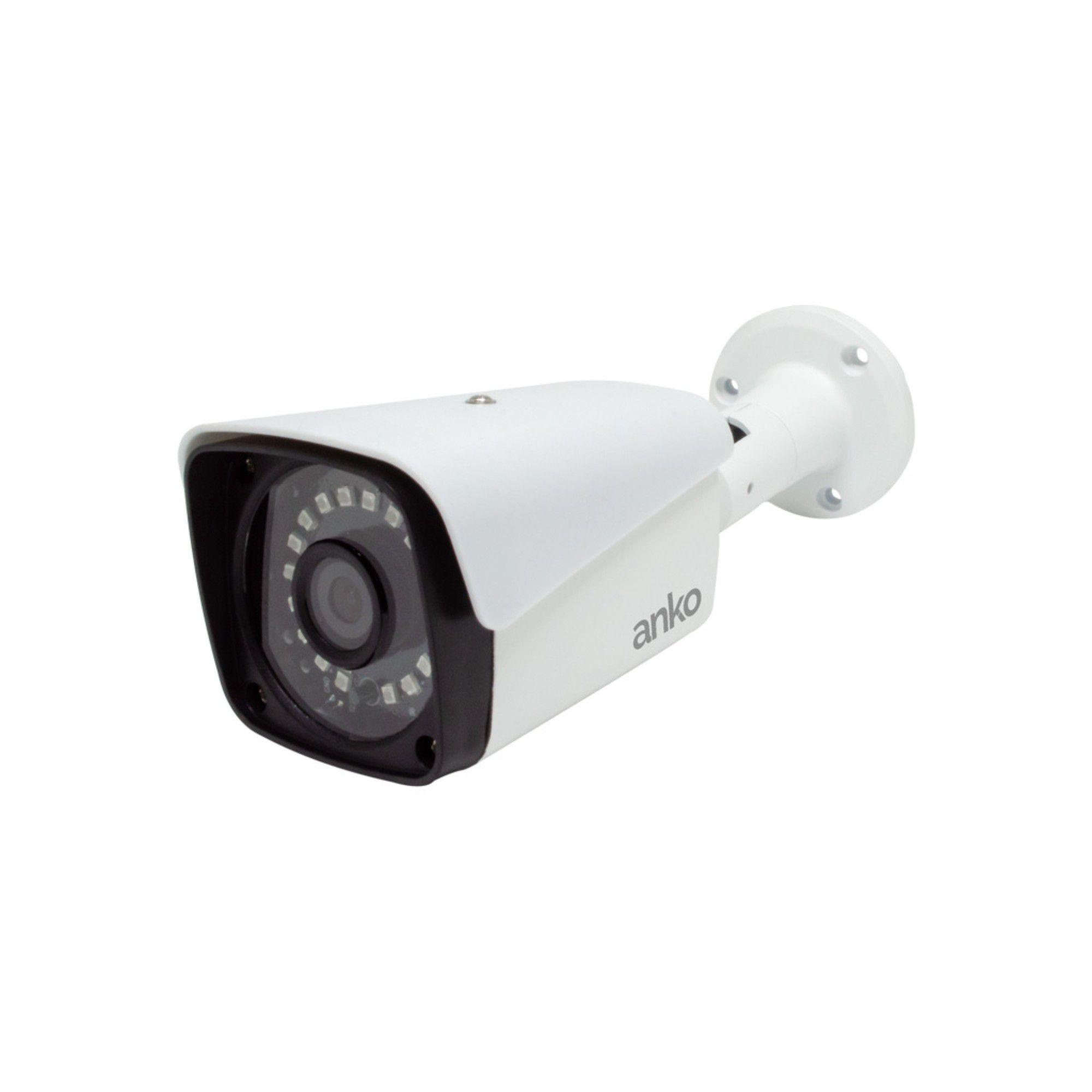 Câmera Infra Canhão ANKO AHD 3,6mm 20 Metros