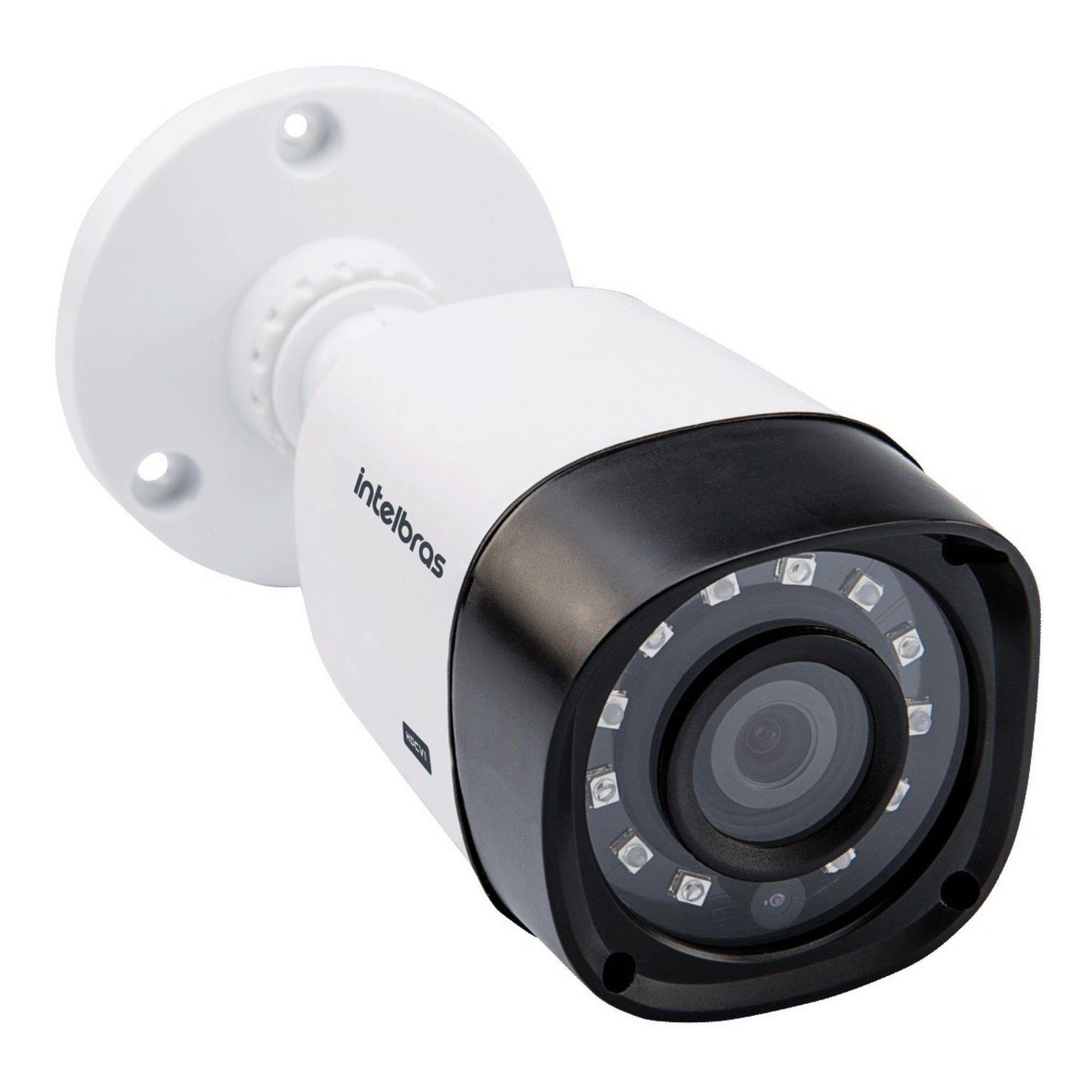 Câmera Canhão Intelbras 1220 B G4