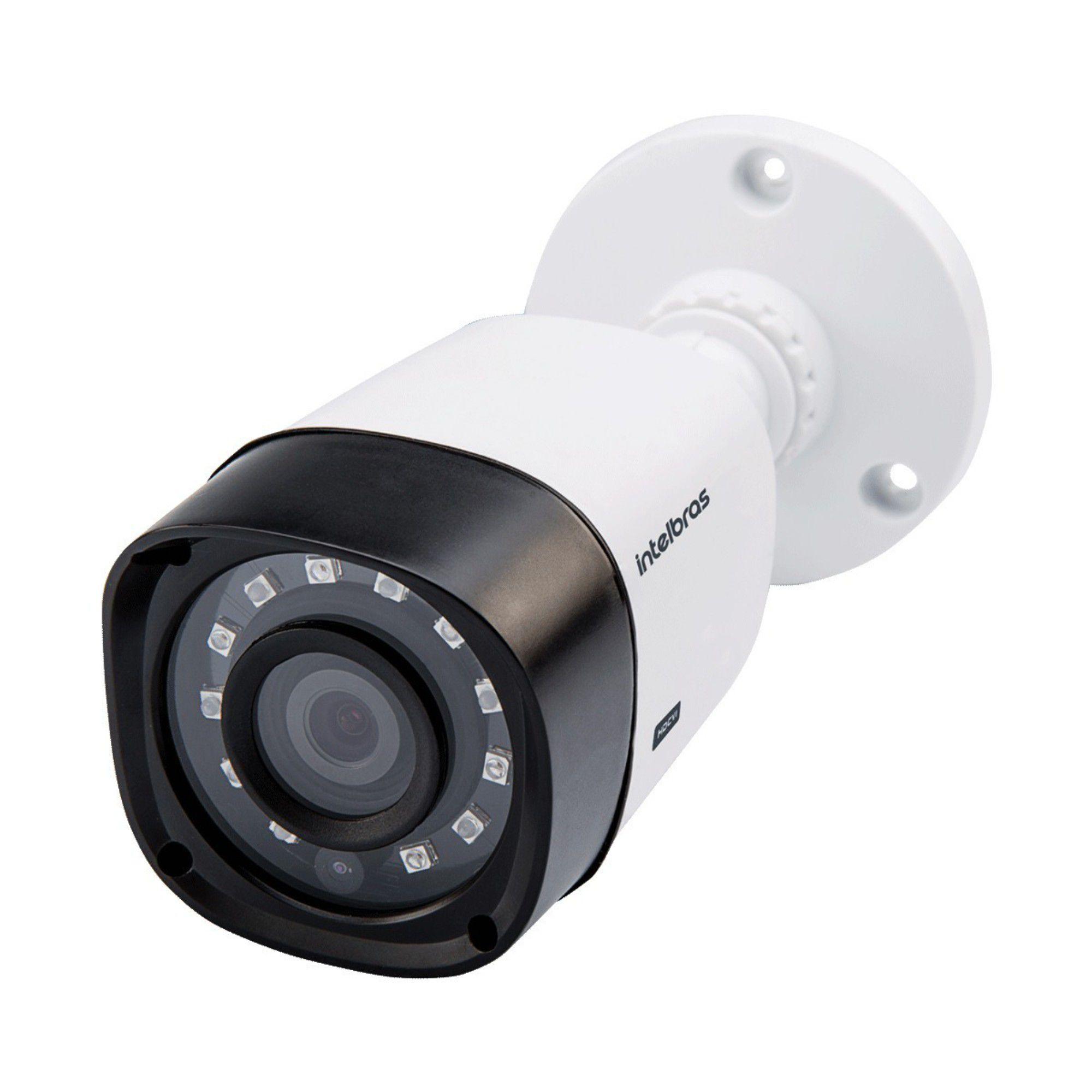 Câmera Canhão Intelbras 1220 B G6