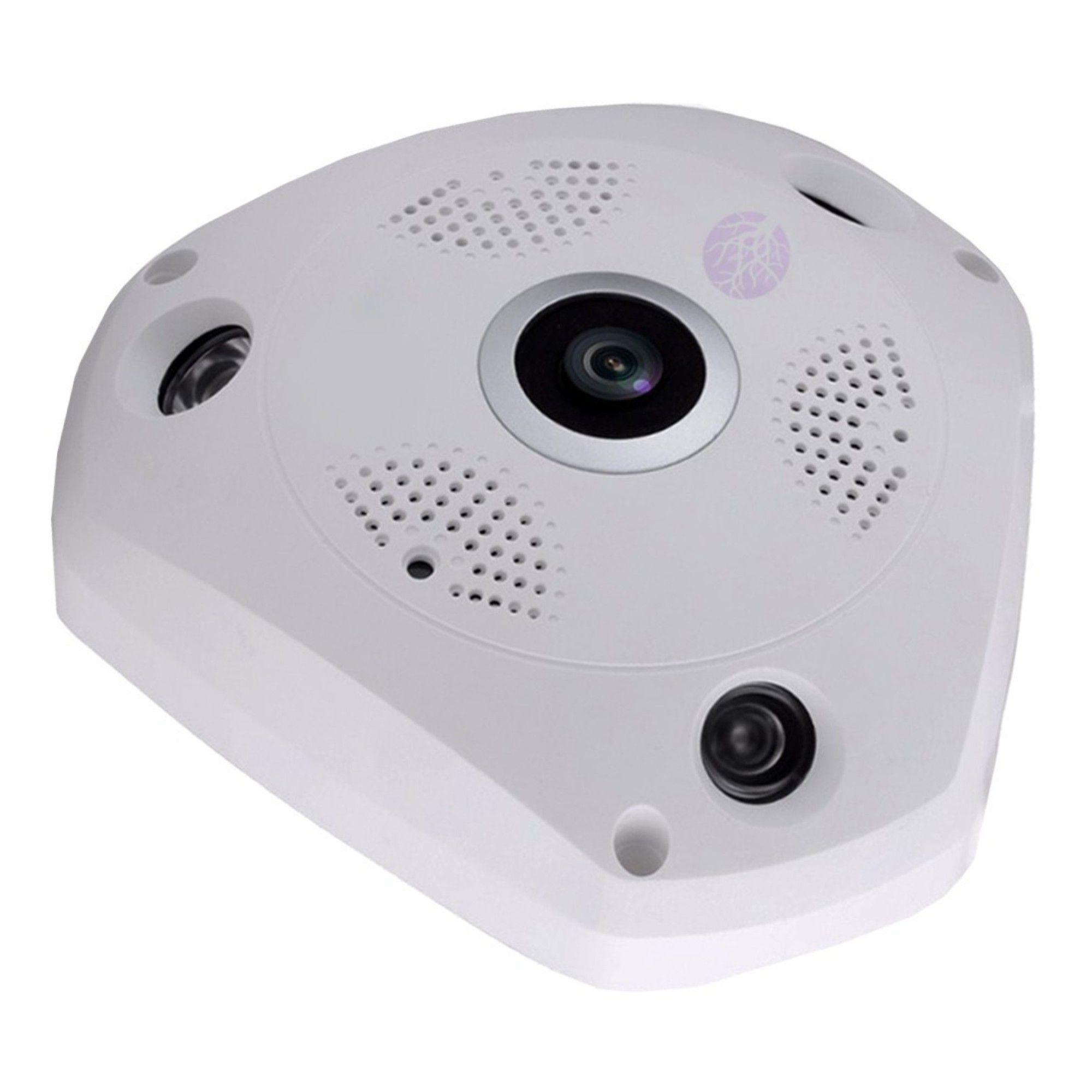 Câmera IP 360º Panorâmica