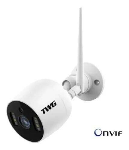Câmera IP Externa Wi-Fi TWG