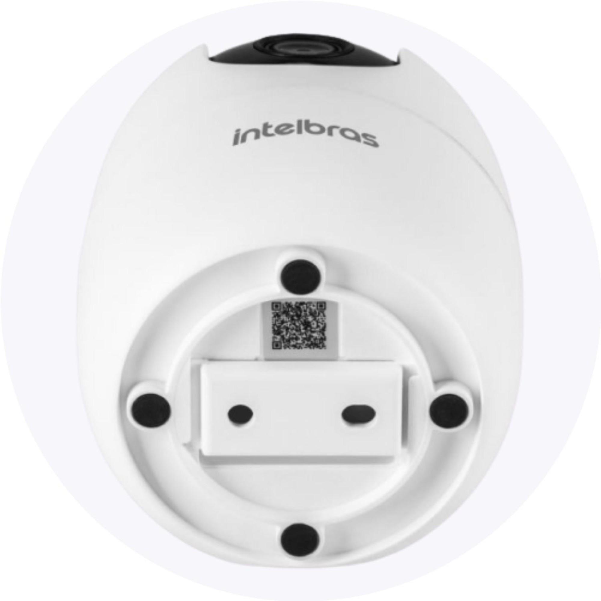 Câmera Wifi HD Intelbras Mibo iM4