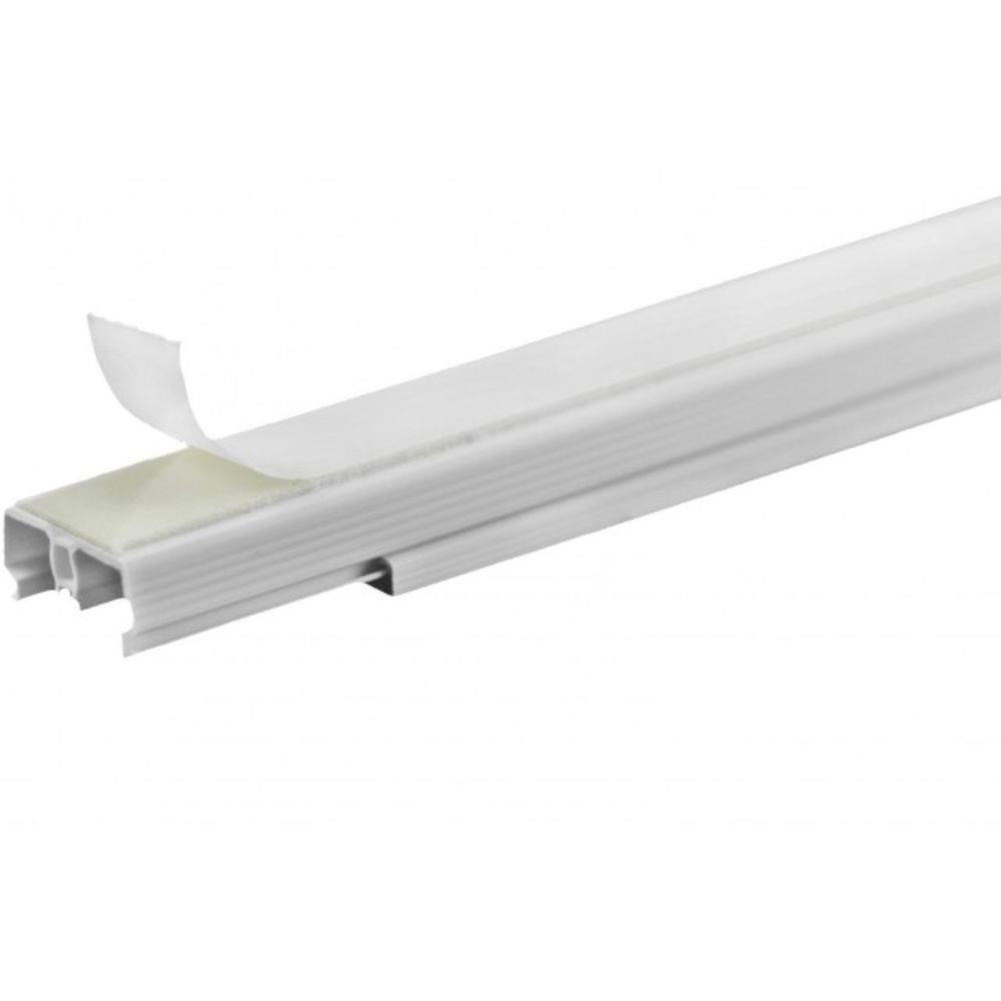 Canaleta Sistema X 20x10mm C/ Fita Dupla Face C/ 2 Metros