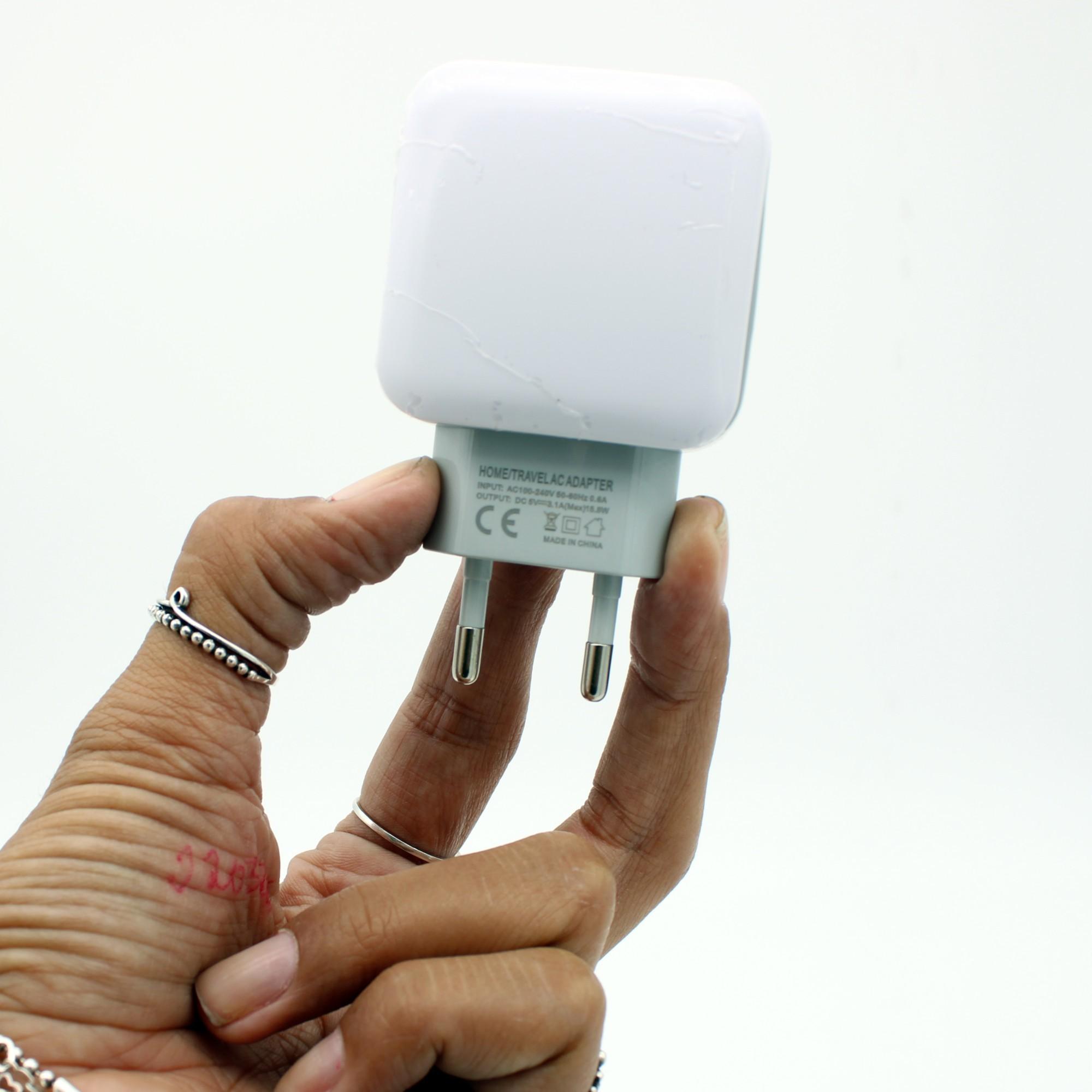 Carregador P/ Celular de Parede USB