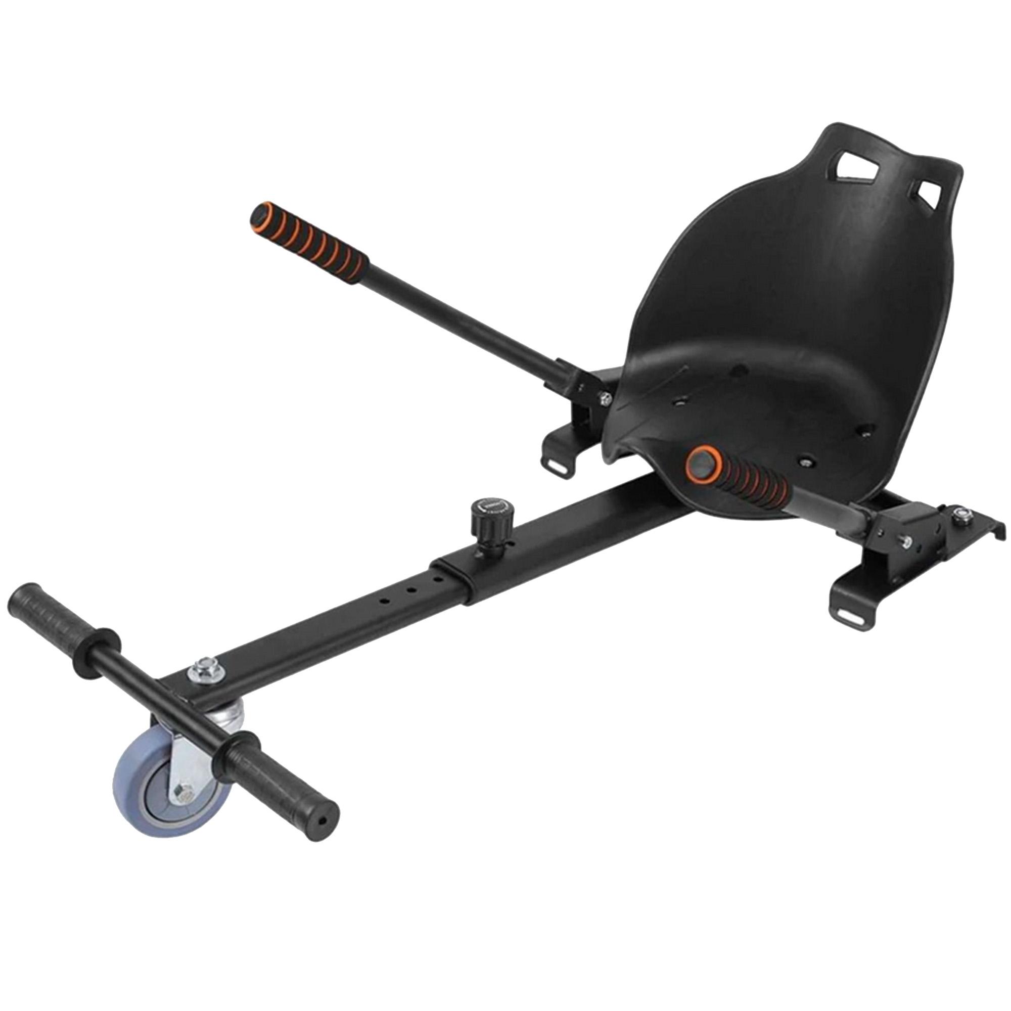 Carrinho Hoverkart Para Hoverboard Universal Com Encosto