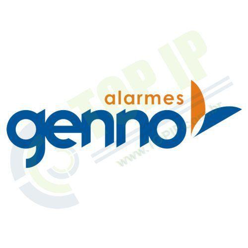 Central de Alarme GENNO Inform Ultra Slim 4 + 2 (6 setores)