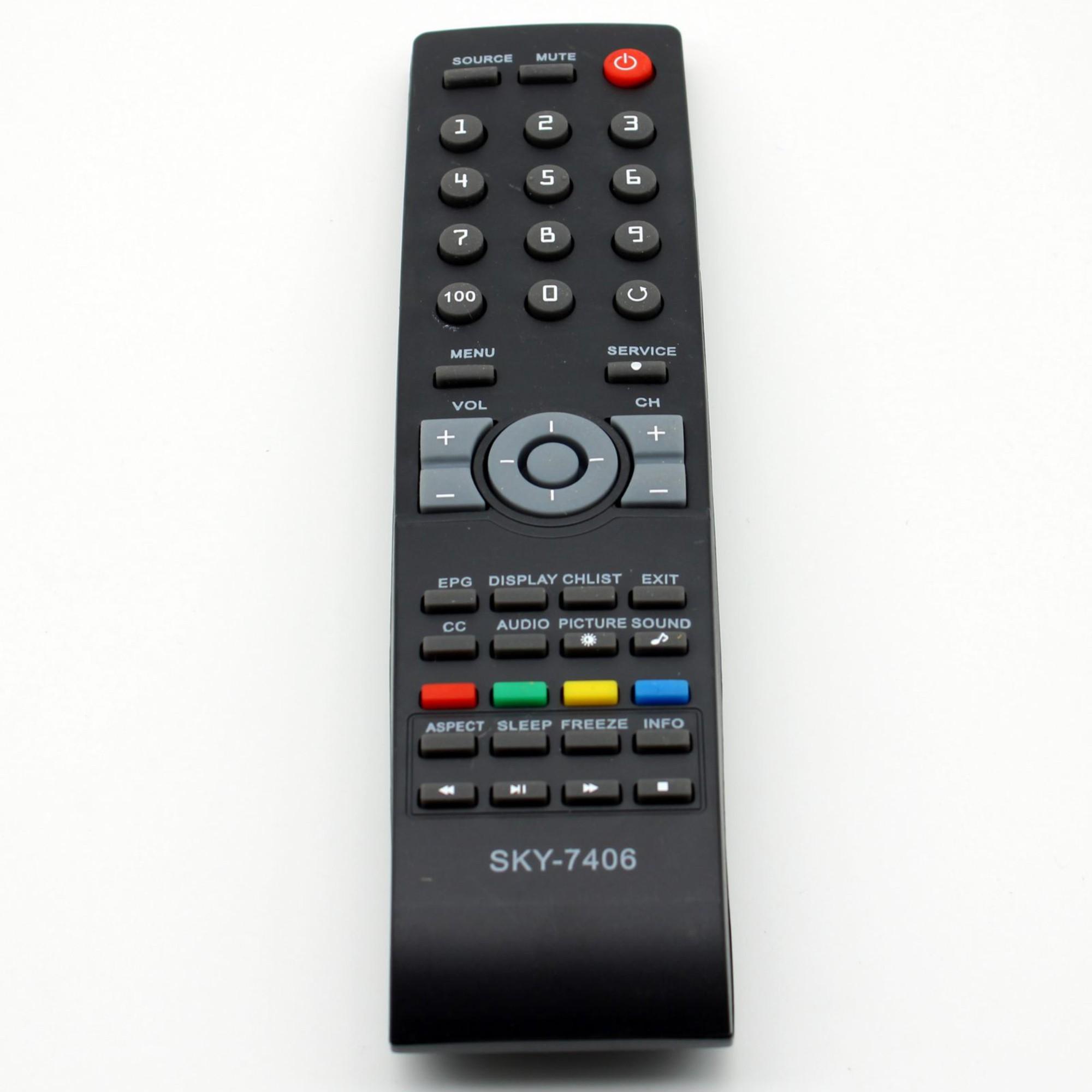 Controle Remoto Tv AOC Sky-7406