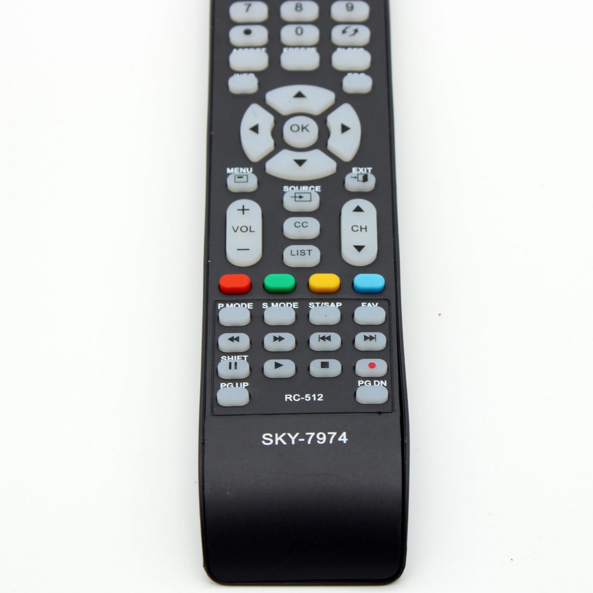 Controle Remoto Tv CCE Sky-7974