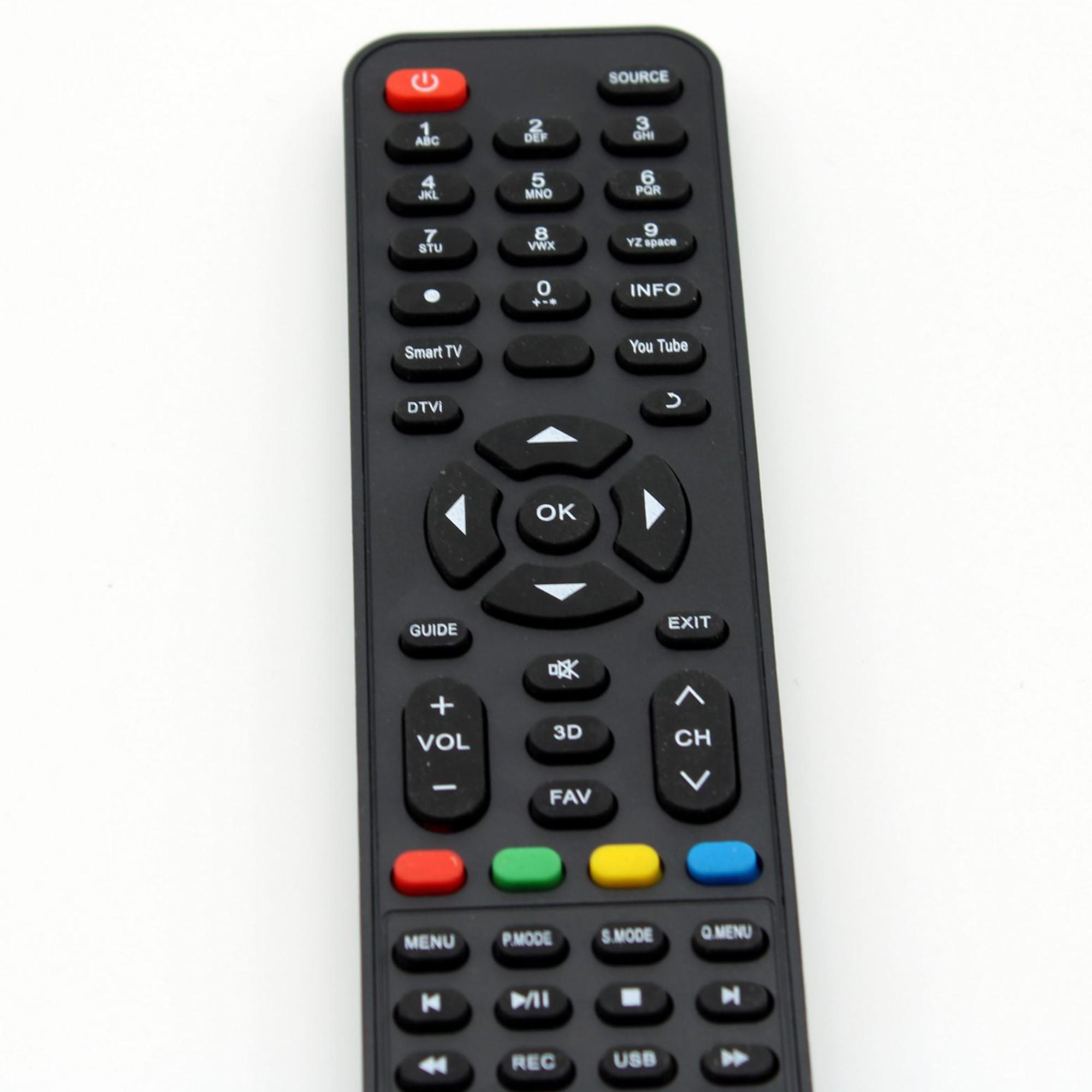 Controle Remoto Tv Philco Sky-8009