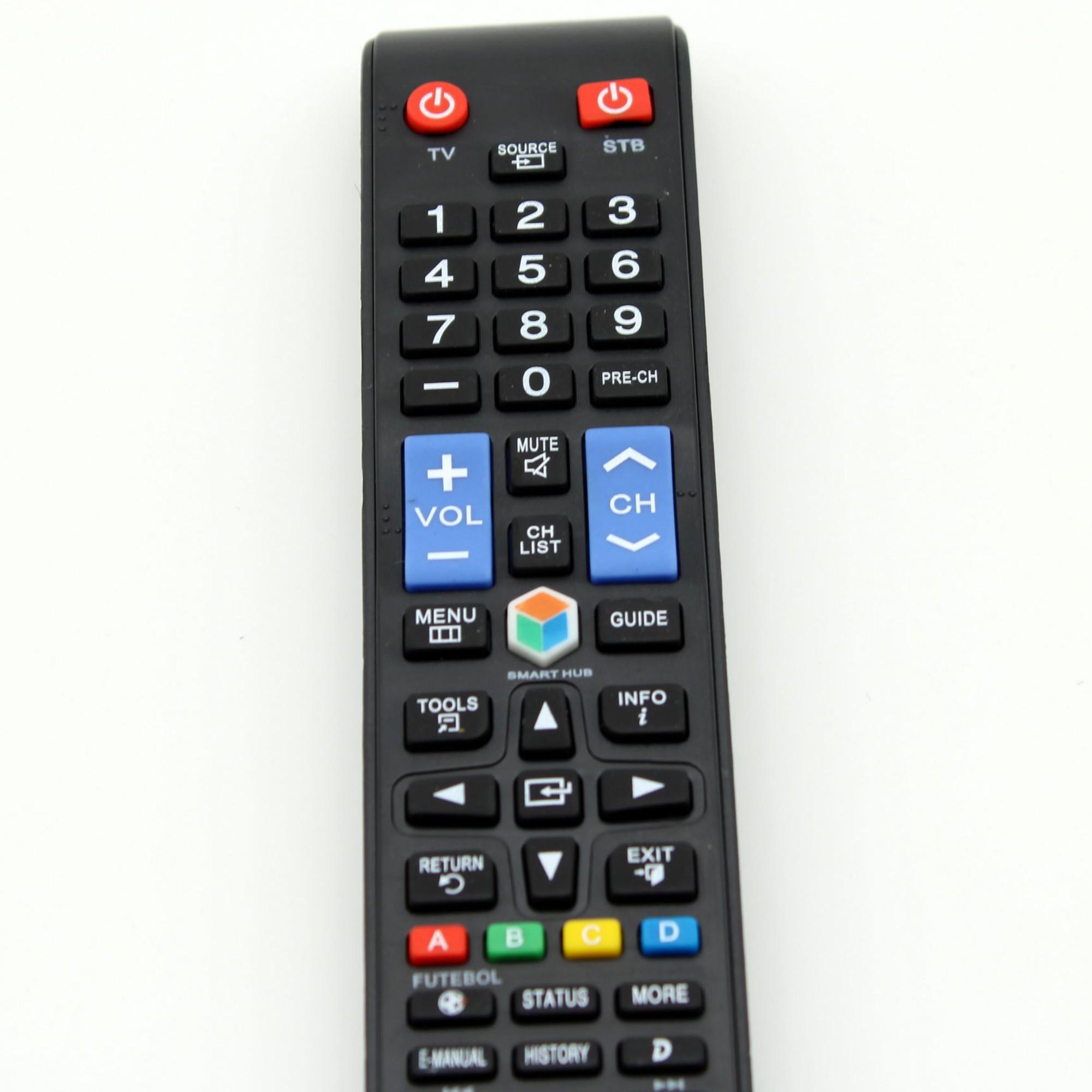 Controle Remoto Tv Samsung Sky-7032