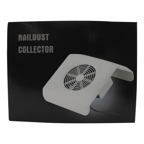 Cooler Coletor Aspirador E Sugador De Pó Unhas Fibra E Gel