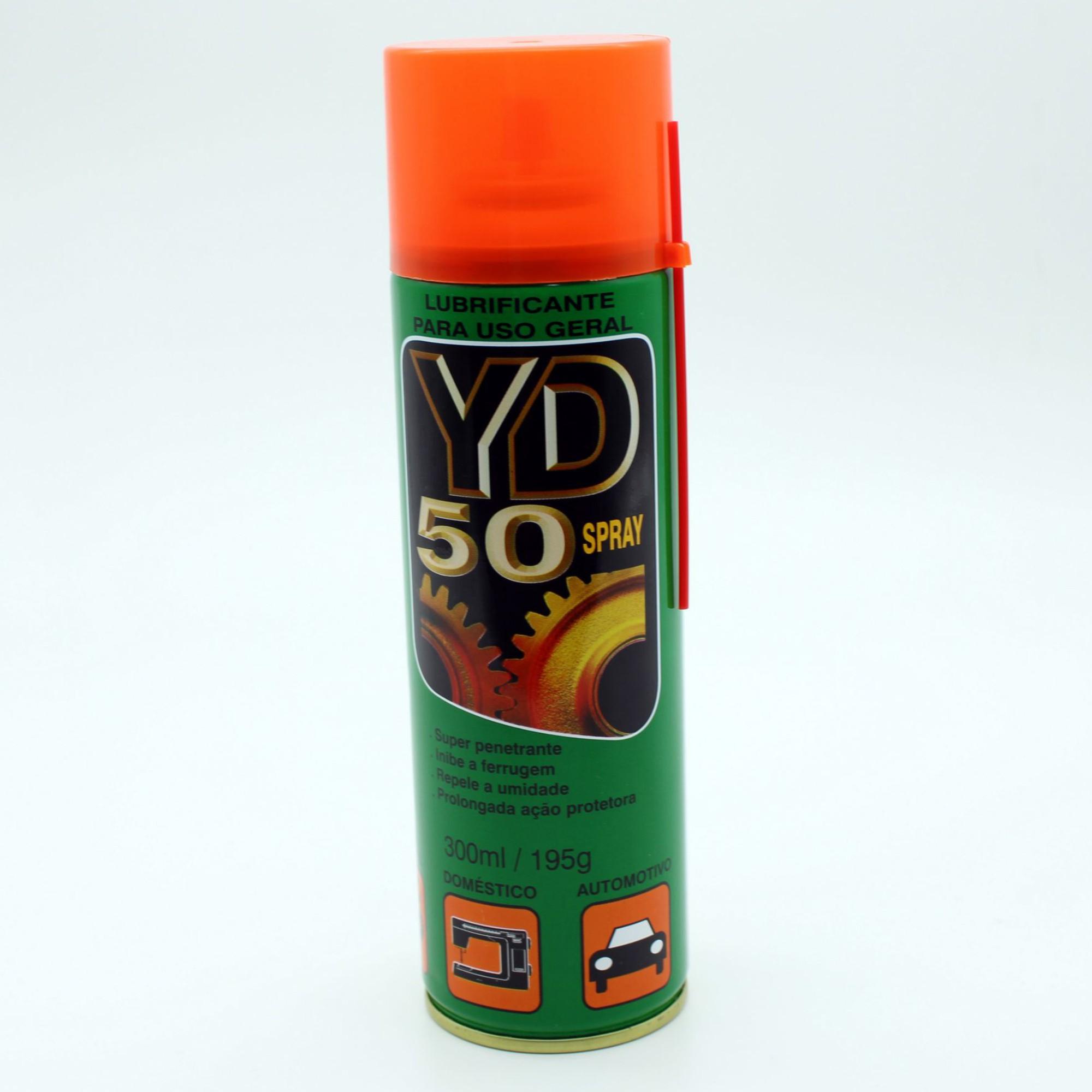 Desengripante Multiuso Lubrificante Antiferrugem Yd50