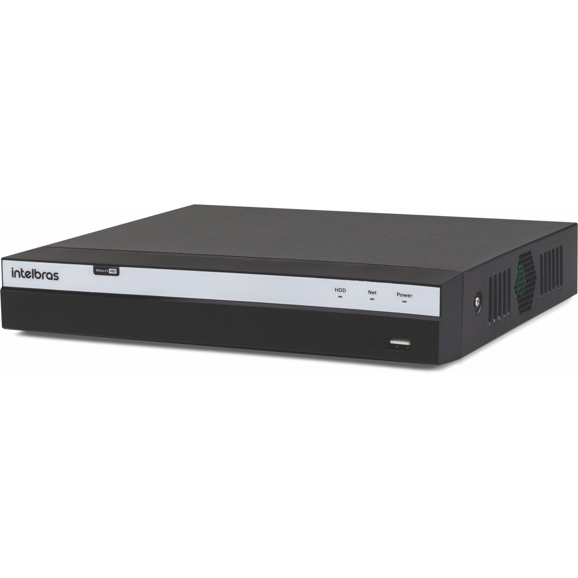 Dvr 4 Canais Multi Hd Mhdx 3104 Full Hd 1080p Intelbras