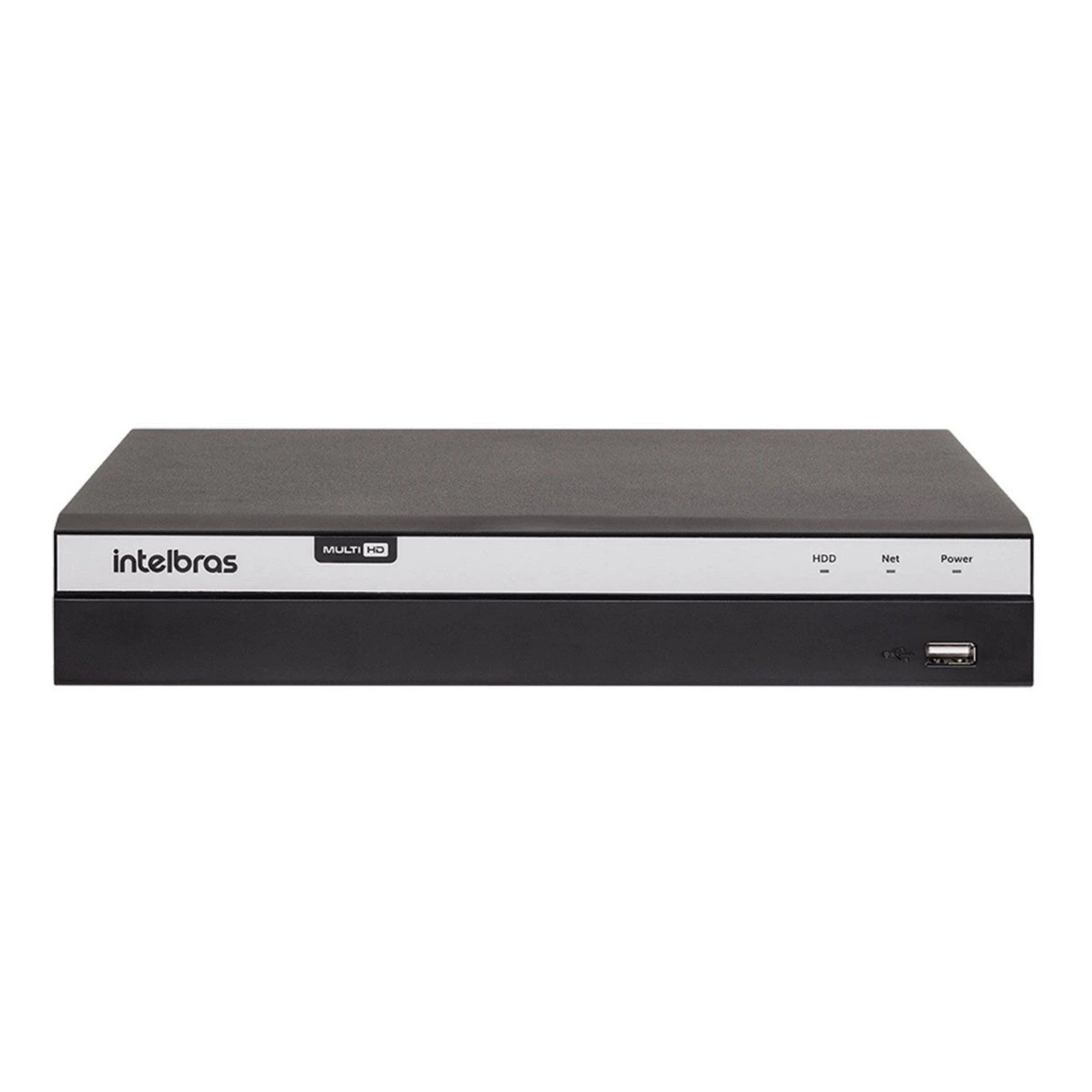 Dvr 8 Canais Multi Hd Mhdx 3108 Full Hd 1080p Intelbras