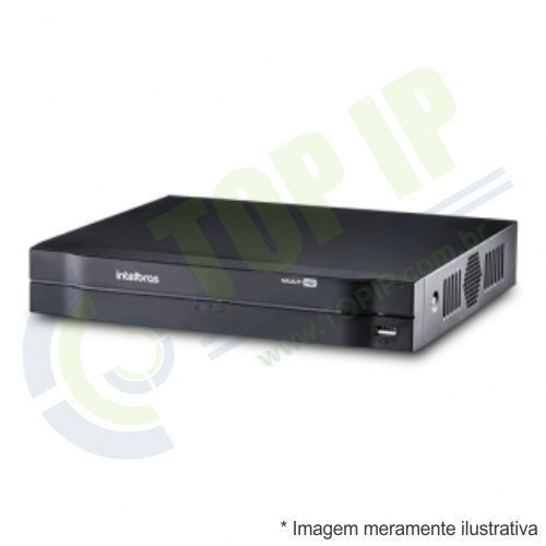 DVR Stand Alone 16 Canais INTELBRAS MHDX 1116 MULTI HD