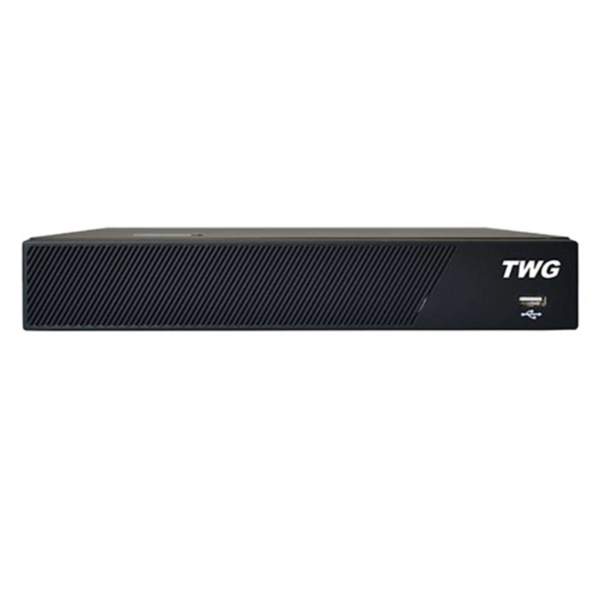 DVR Stand Alone 4 Canais TWG Full HD 5 em 1