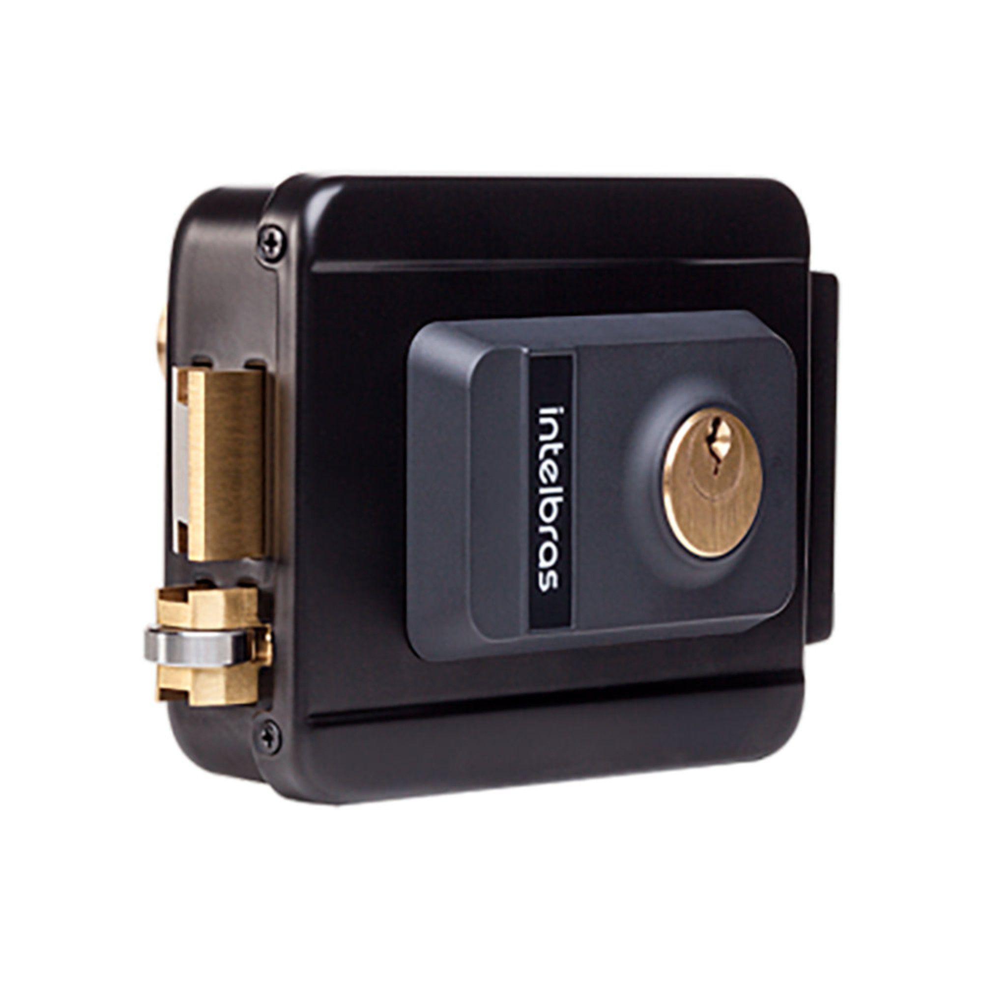 Fechadura Elétrica Intelbras FX2000