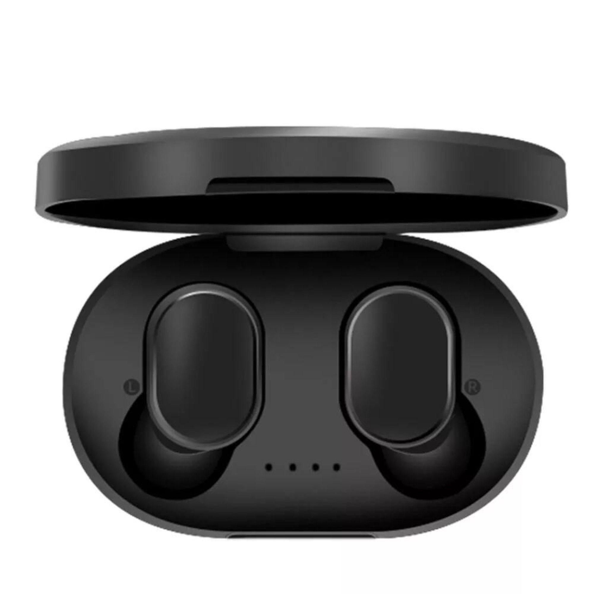 Fone de Ouvido Bluetooth A6S Tipo Xiaomi