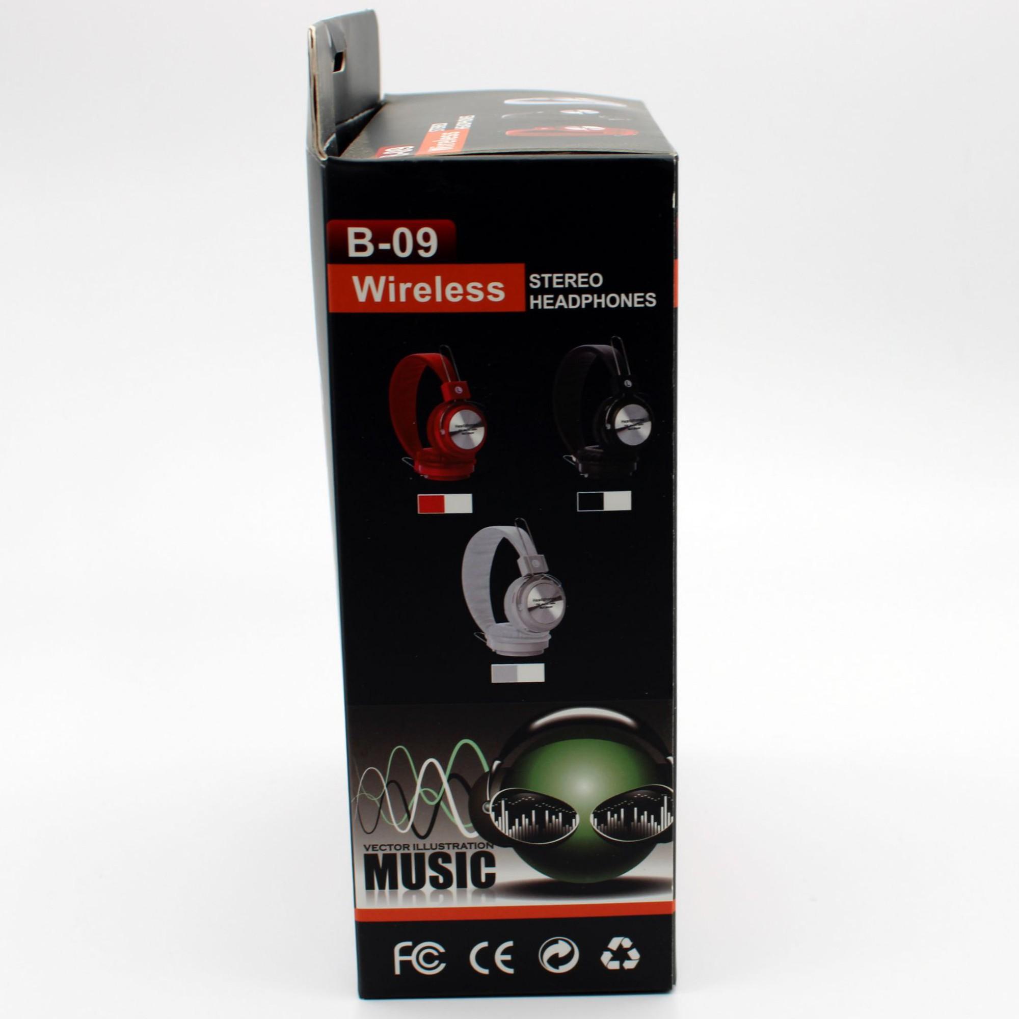 Fone de Ouvido Headset Wireless B-09