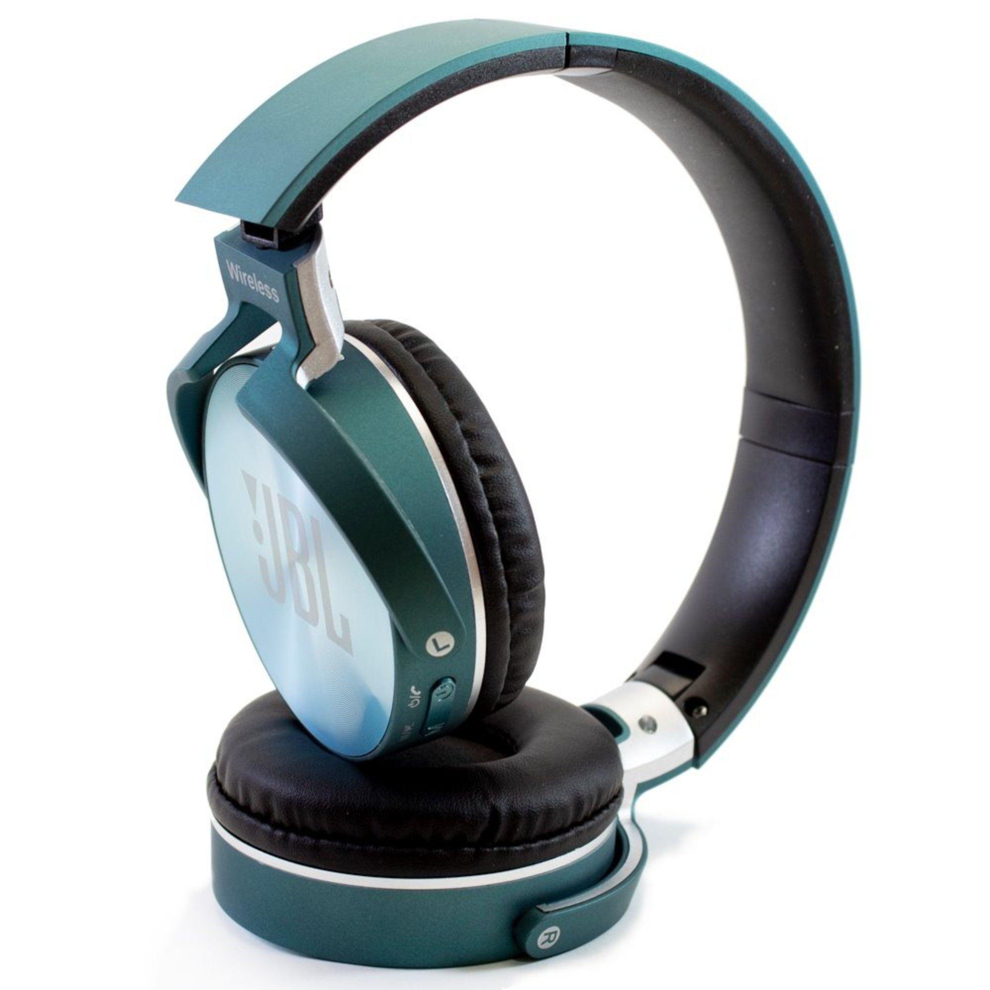 Fone de Ouvido Everest JB950 Bluetooth Mp3 E FM