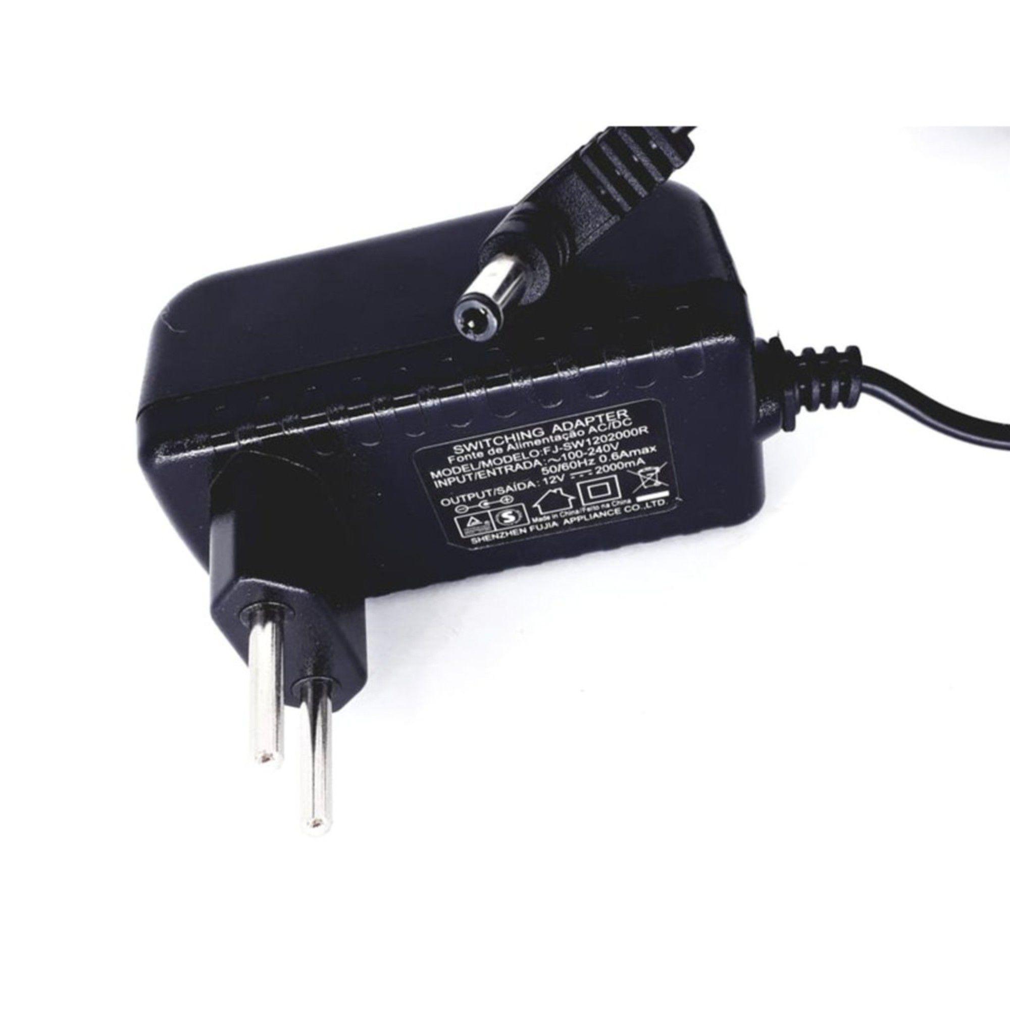 Fonte 5v 2a Conector P4